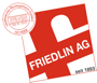 Logo Friedlin AG